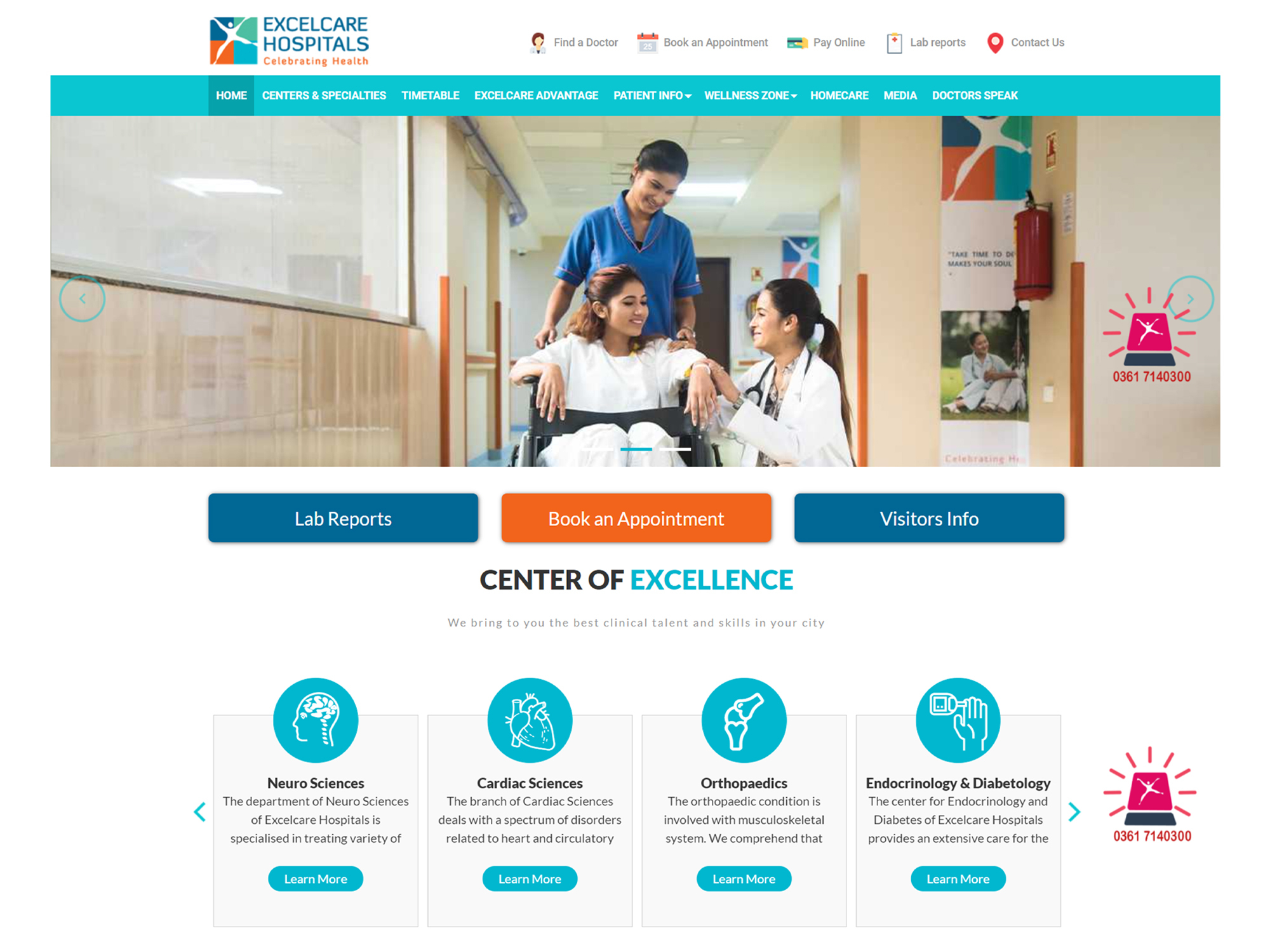 Excelcare Hospitals